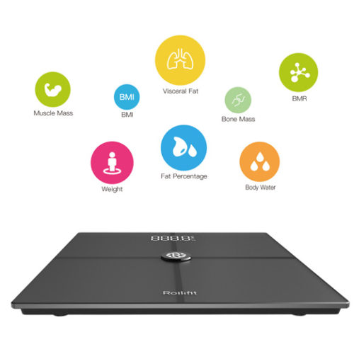 Rollifit Body Fat Scale