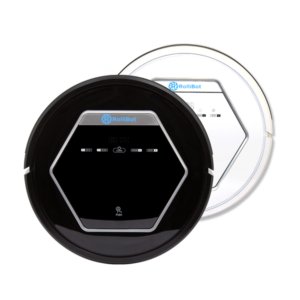 auto robotic vacuum cleaner by Rollibot