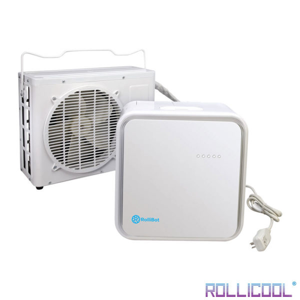 ductless ac mini split ac room air conditioner the rollicool. Black Bedroom Furniture Sets. Home Design Ideas